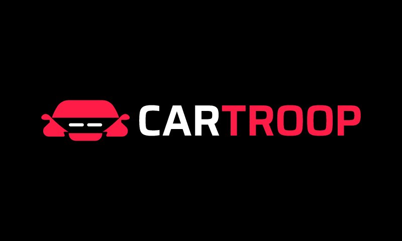 Cartroop - Transport company name for sale