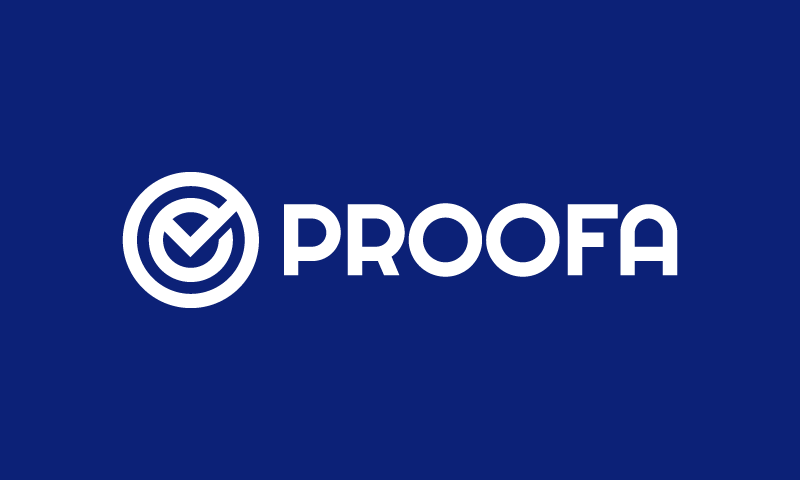 Proofa - Business business name for sale