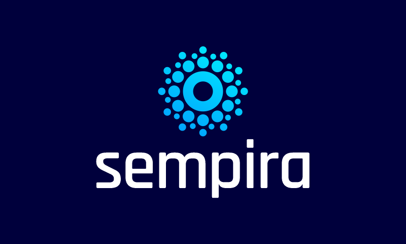 Sempira - Industrial domain name for sale