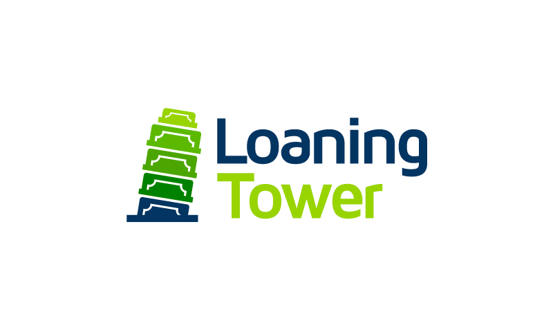 Loaningtower - Finance startup name for sale
