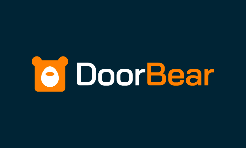 Doorbear - Technology business name for sale