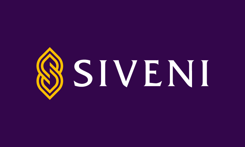 Siveni - Technology startup name for sale