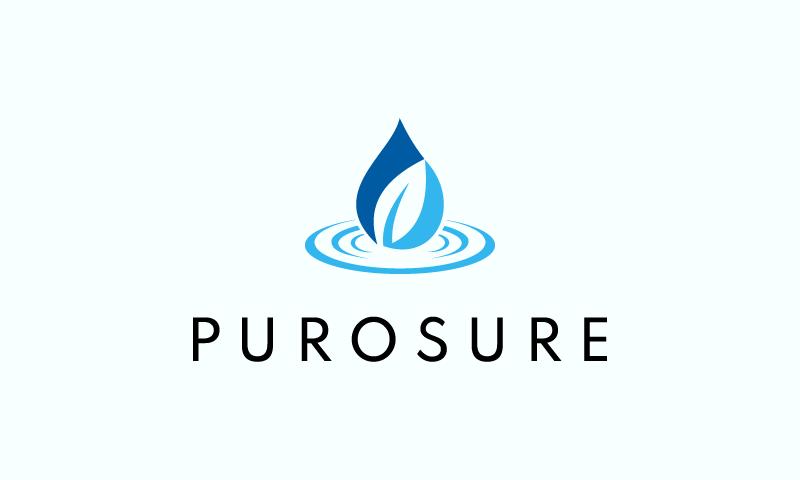 Purosure - Healthcare company name for sale