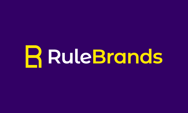 Rulebrands - Marketing startup name for sale