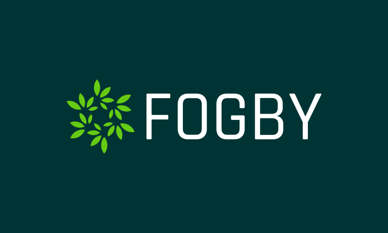 Fogby - Business startup name for sale