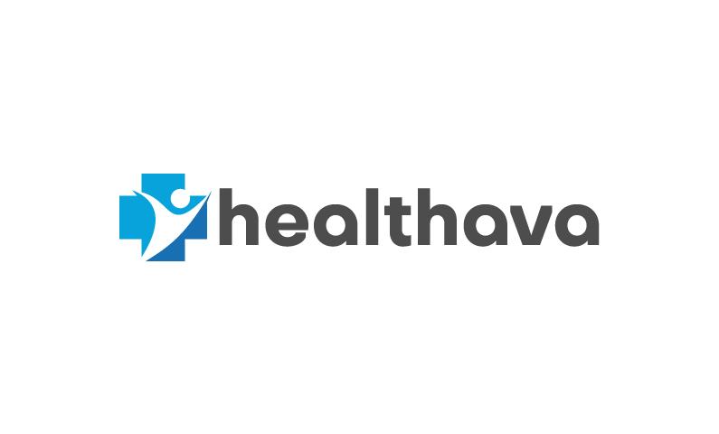 Healthava - Wellness company name for sale