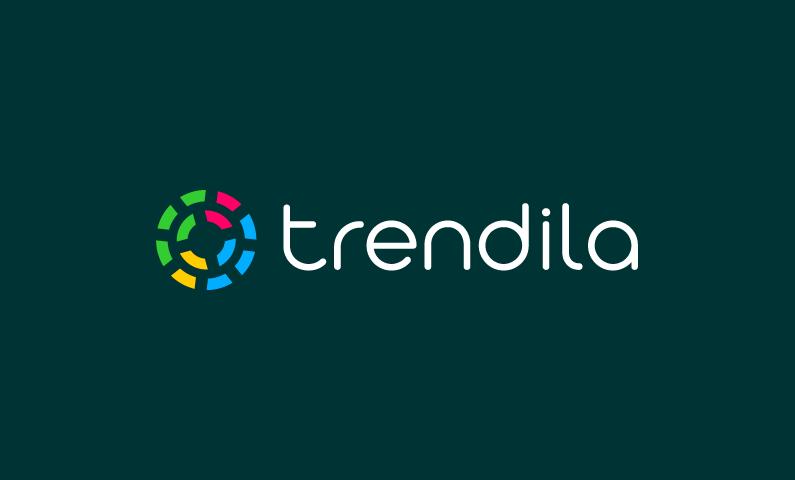 Trendila - Music company name for sale