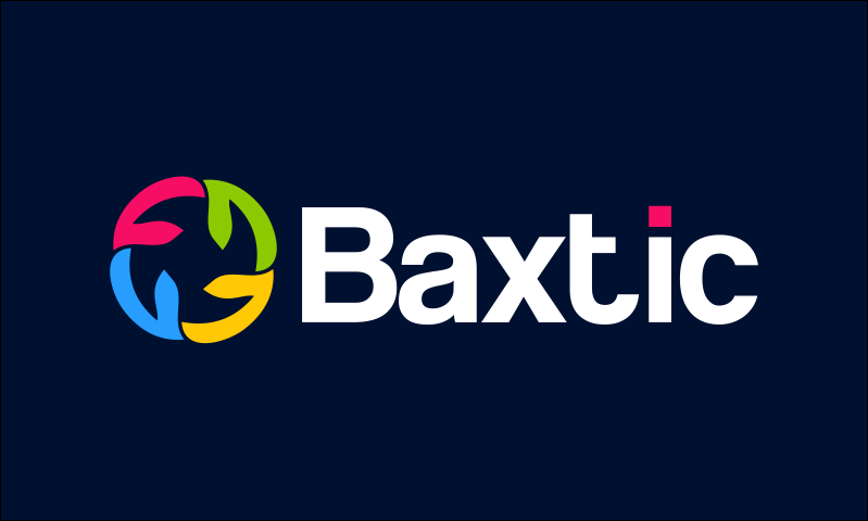 Baxtic - E-commerce company name for sale
