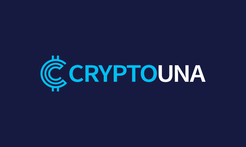 Cryptouna - Cryptocurrency company name for sale