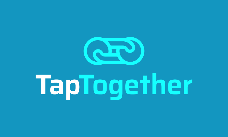 Taptogether - Cryptocurrency brand name for sale