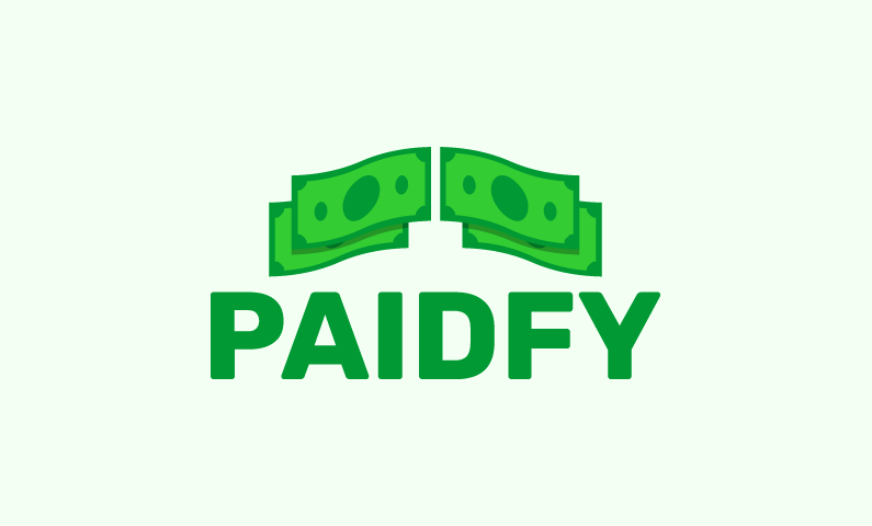 Paidfy - Business product name for sale