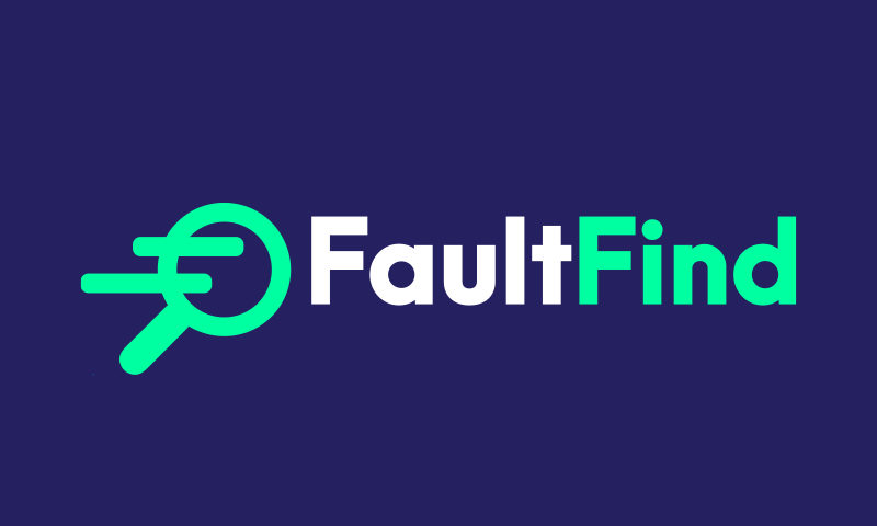 Faultfind - Business domain name for sale