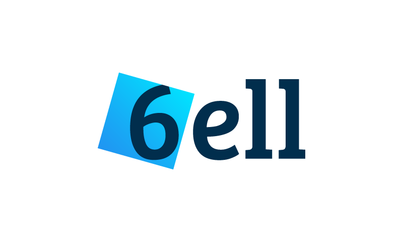 6ell - Marketing brand name for sale