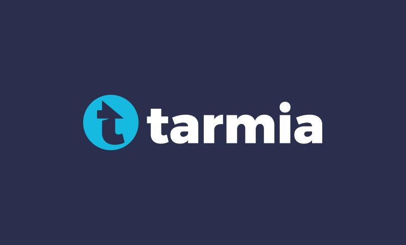 Tarmia - Modern domain name for sale