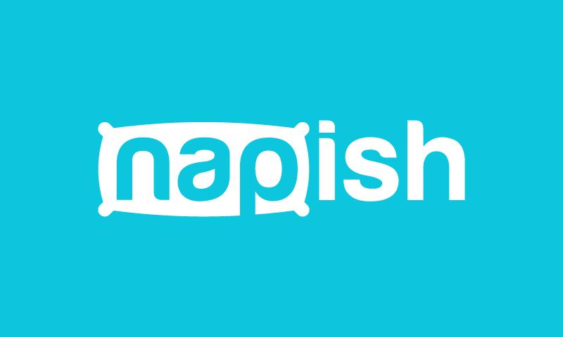 Napish - Wellness company name for sale