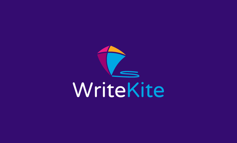 Writekite - Writing business name for sale
