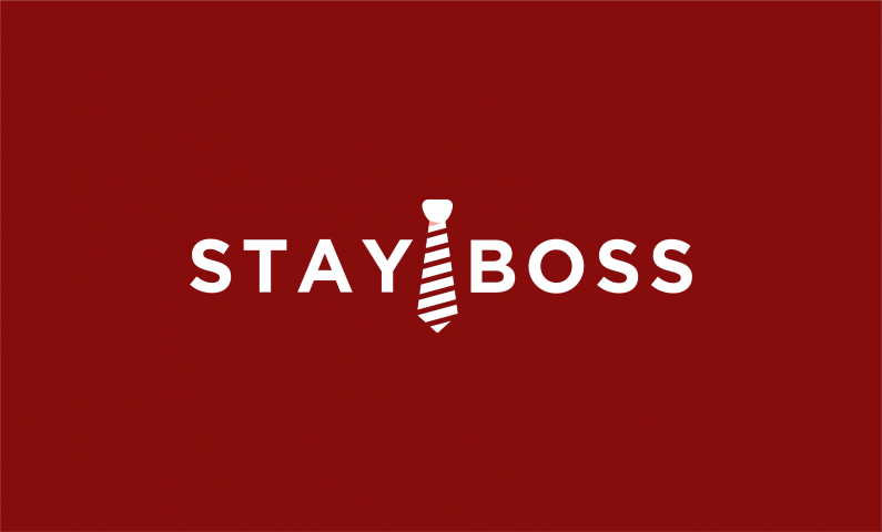 Stayboss - Nutrition domain name for sale