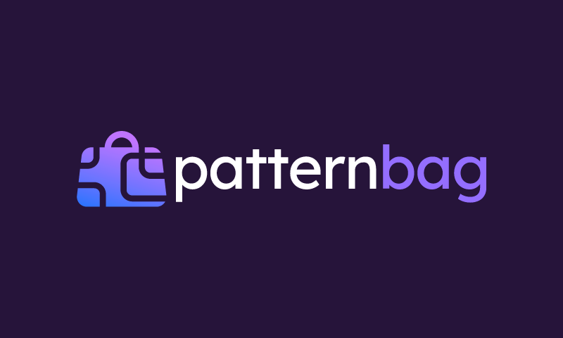 Patternbag - Accessories business name for sale