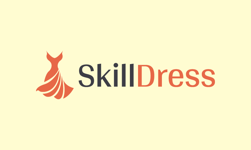 Skilldress - E-commerce domain name for sale
