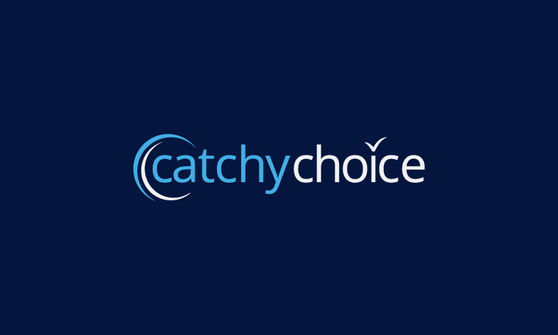 Catchychoice - Playful domain name for sale
