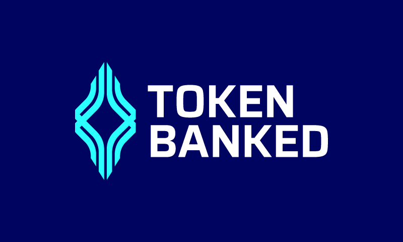 Tokenbanked - Cryptocurrency brand name for sale