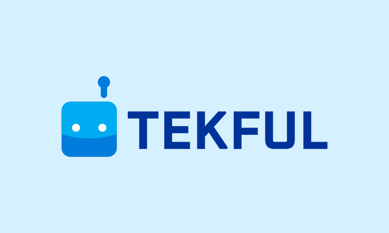Tekful - AI brand name for sale