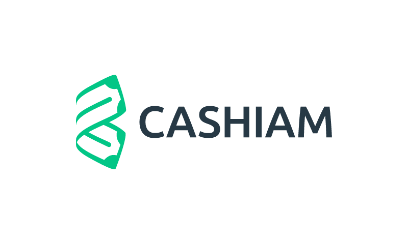 Cashiam - Finance startup name for sale