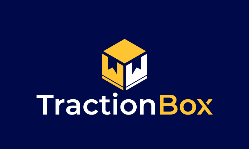 Tractionbox - Business startup name for sale