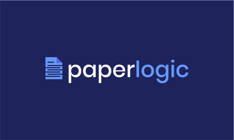 Paperlogic - Technology product name for sale