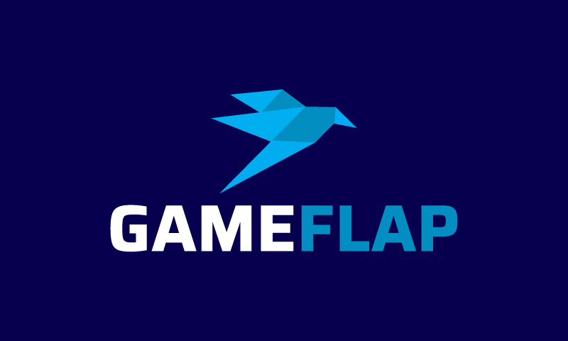 Gameflap - Video games domain name for sale