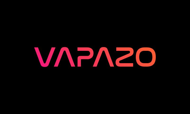 Vapazo - Industrial brand name for sale