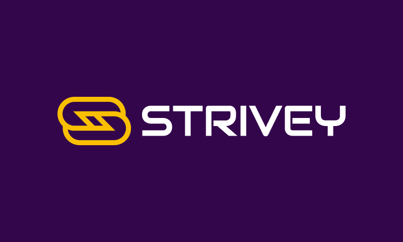 Strivey - Potential product name for sale