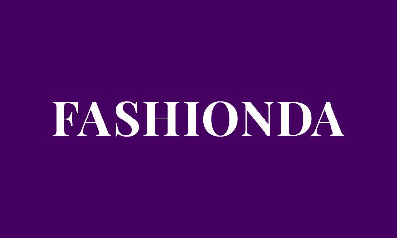 Fashionda - Fashion startup name for sale