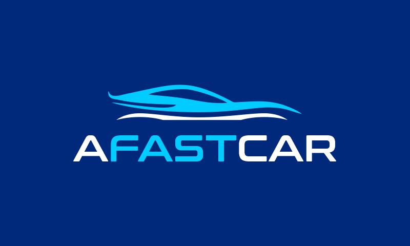 Afastcar - Transport business name for sale