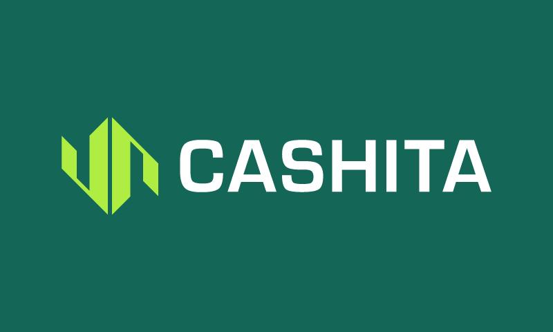 Cashita - Finance brand name for sale