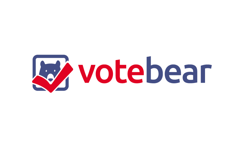 Votebear - E-commerce startup name for sale