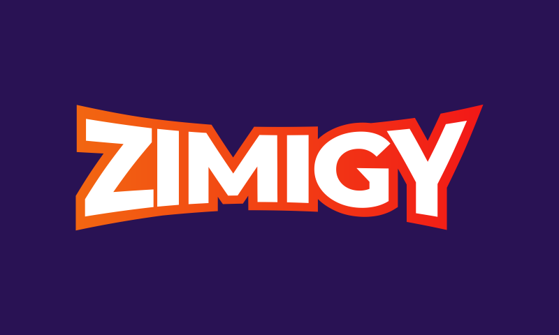 Zimigy - Music startup name for sale
