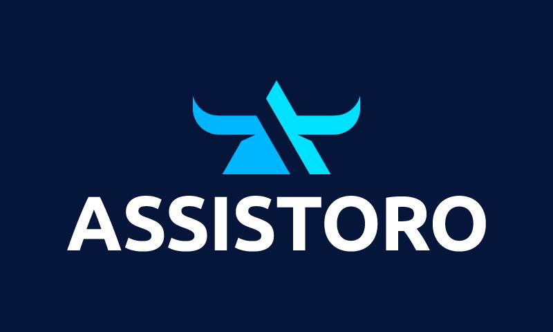 Assistoro - Recruitment brand name for sale