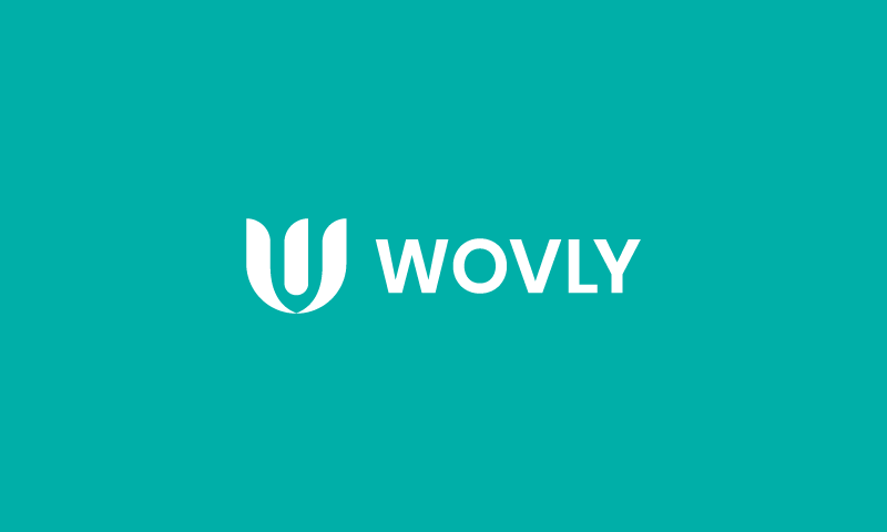Wovly - Calm startup name for sale