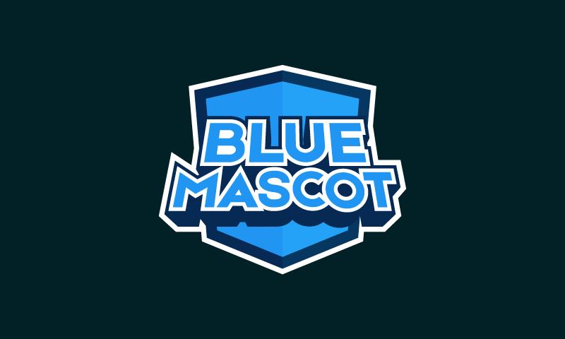 Bluemascot