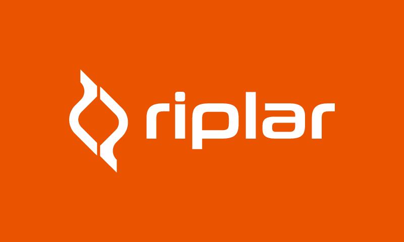 Riplar - Media brand name for sale
