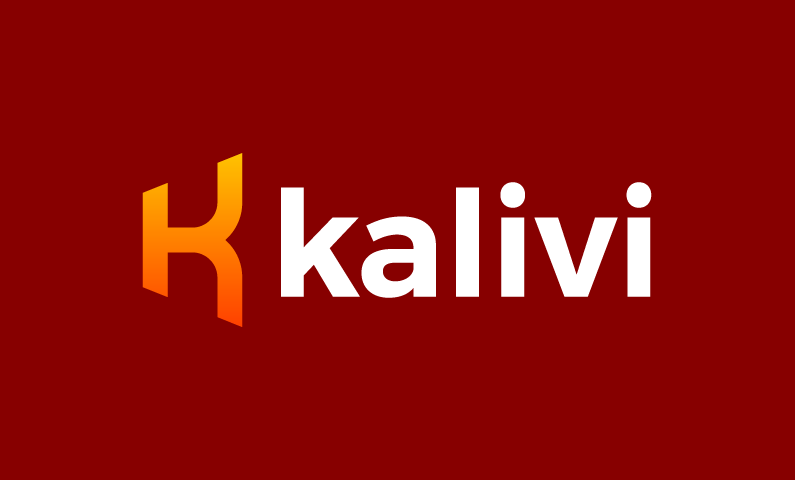 Kalivi - Technology company name for sale