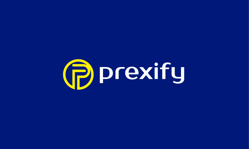 Prexify - Artificial Intelligence product name for sale