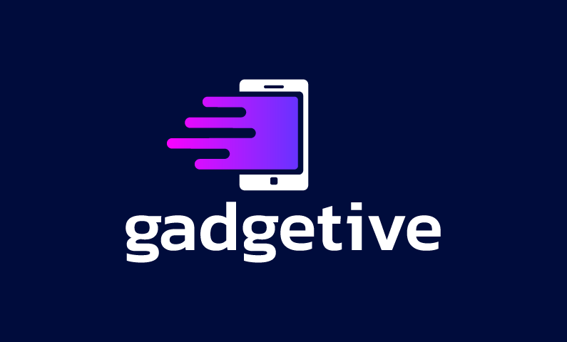 Gadgetive - Potential company name for sale