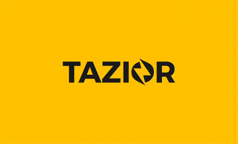 Tazior - Modern business name