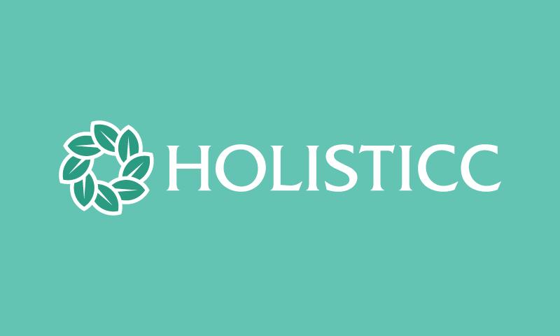 holisticc logo