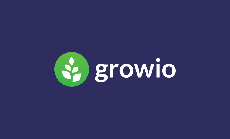 Growio - Potential domain name for sale
