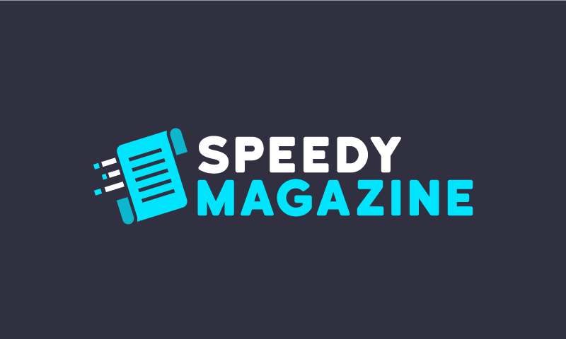 Speedymagazine - Print startup name for sale