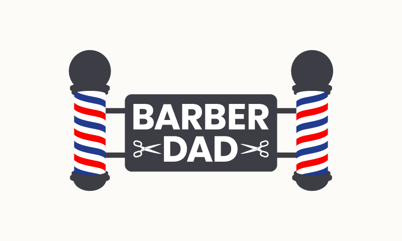 Barberdad - E-commerce domain name for sale