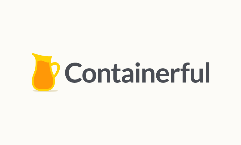 Containerful - Logistics brand name for sale